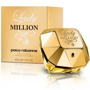 Paco Rabanne Lady Million Eau de Parfum - 80 ml